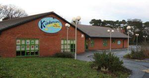 Kindercare nursery building